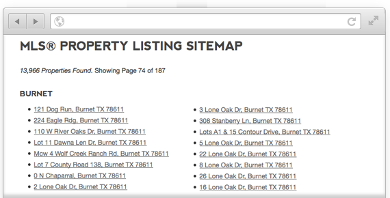 advanced xml idx sitemap